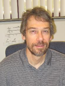 photograph of Dr. David Allred