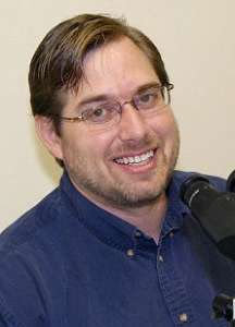 photograph of Dr. Jeff Abbott