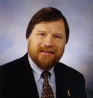 photograph of Dr. John Harvey