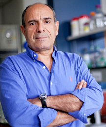 photograph of Dr. Mansour Mohamadzadeh