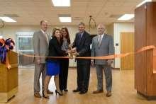 Ribbon cutting/dedication of new clinical skills lab