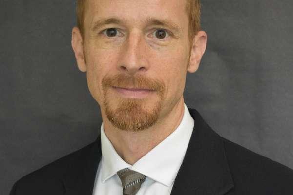 Dr. Chris Adin, SACS Department Chair