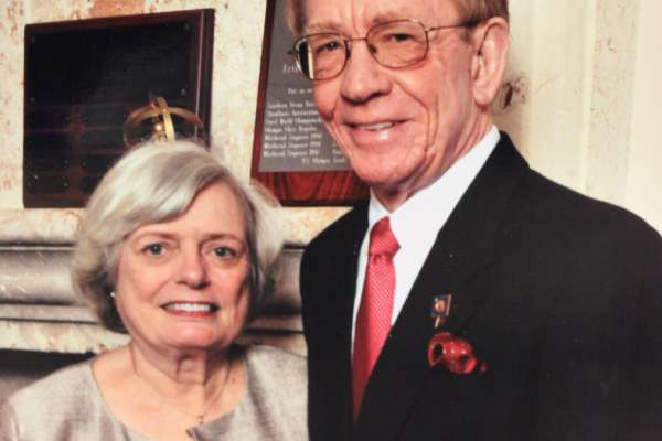 Dr. Larry and Rita Dee