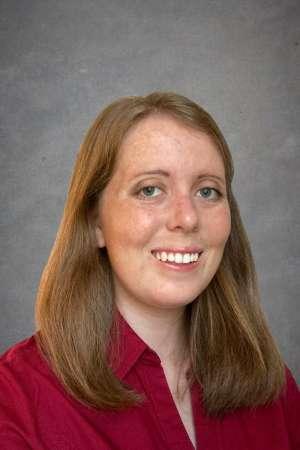 DVM Student, Lindsay Garrison